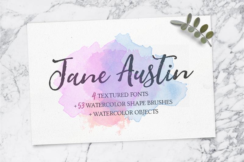 Jane Austin Font | dafont com
