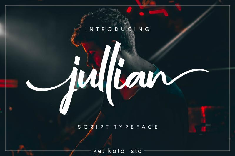 Jullian Font   dafont com