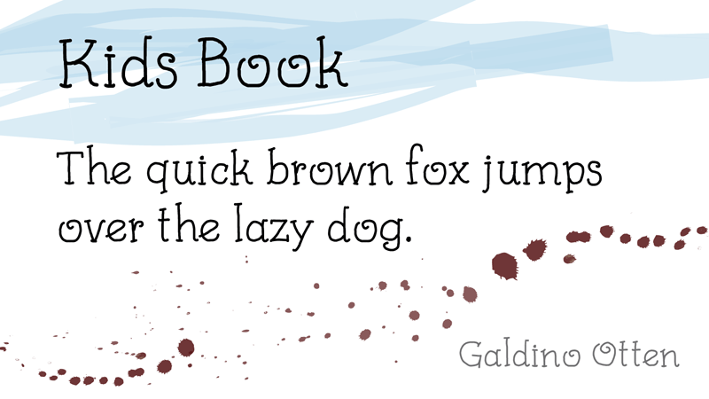 Book Cover Fonts for Download