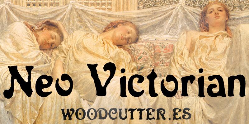 Neo Victorian Font | dafont com