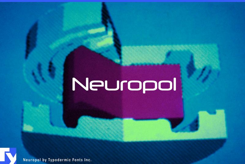 Neuropol Font | dafont com