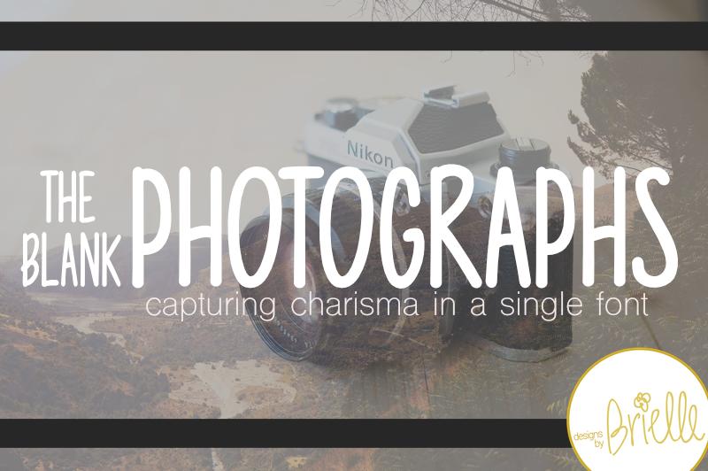 Photographs Font | dafont.com