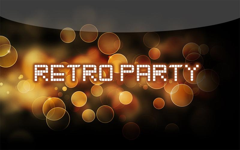 Retro Party Font Dafont Com