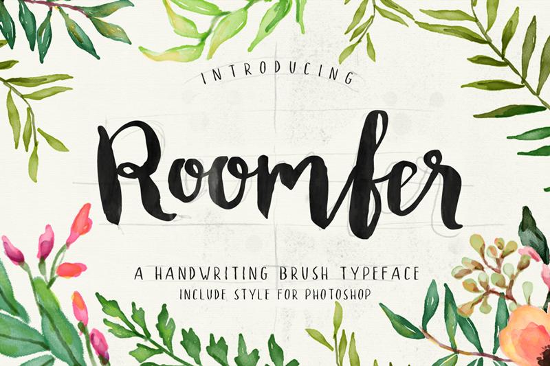 Roomfer Font   dafont.com