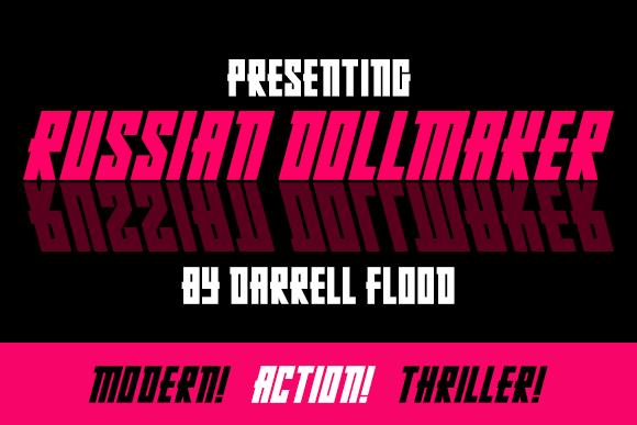 Russian Dollmaker Font | dafont com