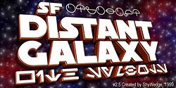 La police Distant Galaxy