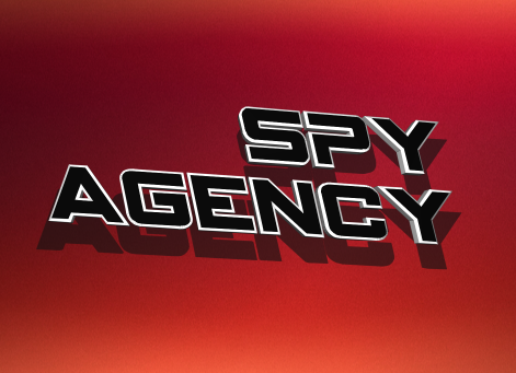 Spy Agency | dafont.com