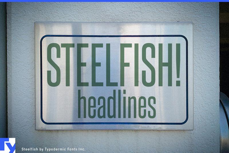 fuente steelfish regular