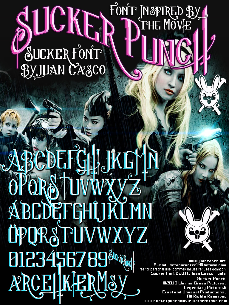 sucker font | dafont