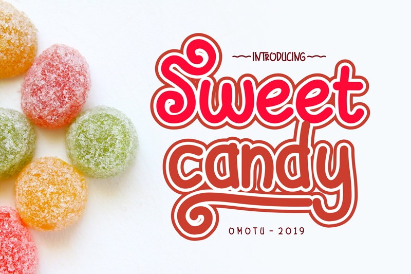 Sweet Candy Font | dafont com
