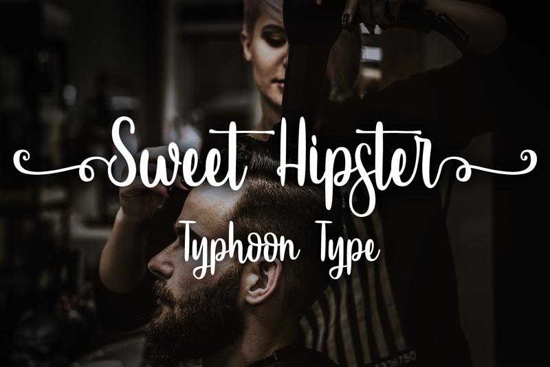 Sweet Hipster Font Dafont Com