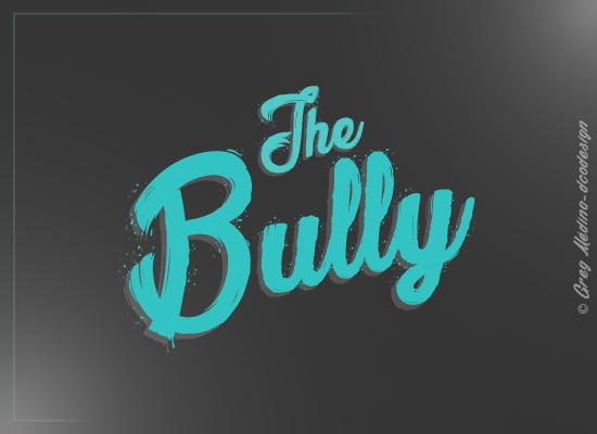 The Bully Font | dafont com