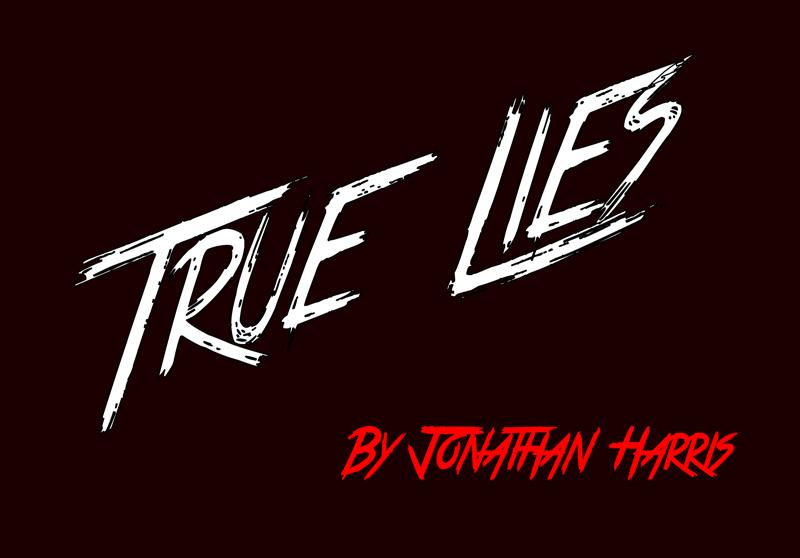 True Lies Font | dafon...