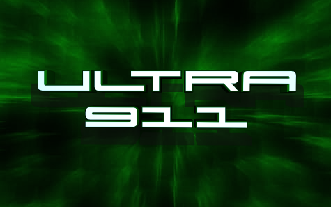 Ultra 911 Font | dafont com