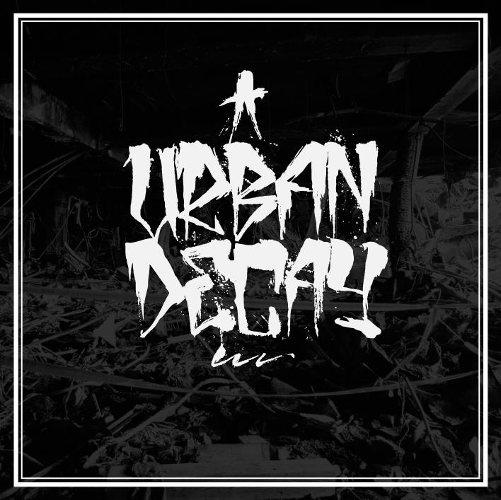 Urban Decay Schriftart