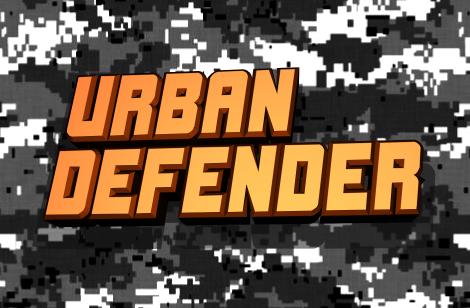 Urban Defender Font   dafont com