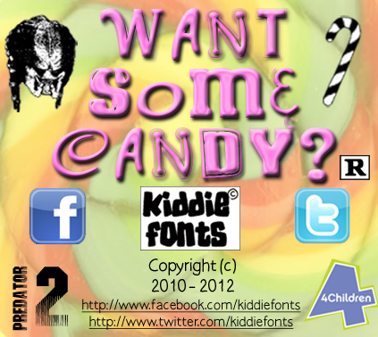 Want Some Candy Font | dafont com