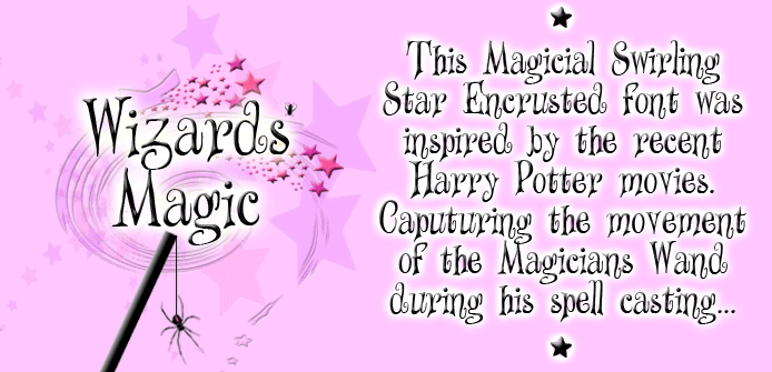 Magical Waste Font Download