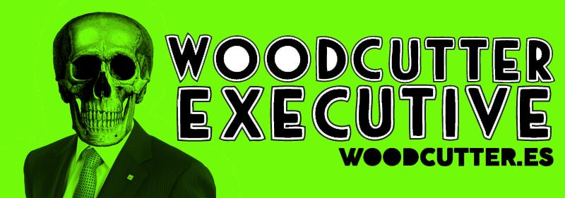 woodcutter executive font dafont