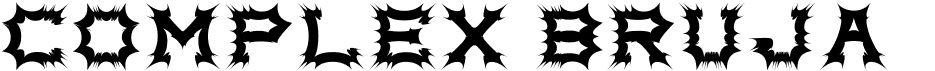 Complex bruja