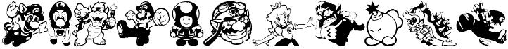 Mario and Lugi Font Mario_and_luigi0